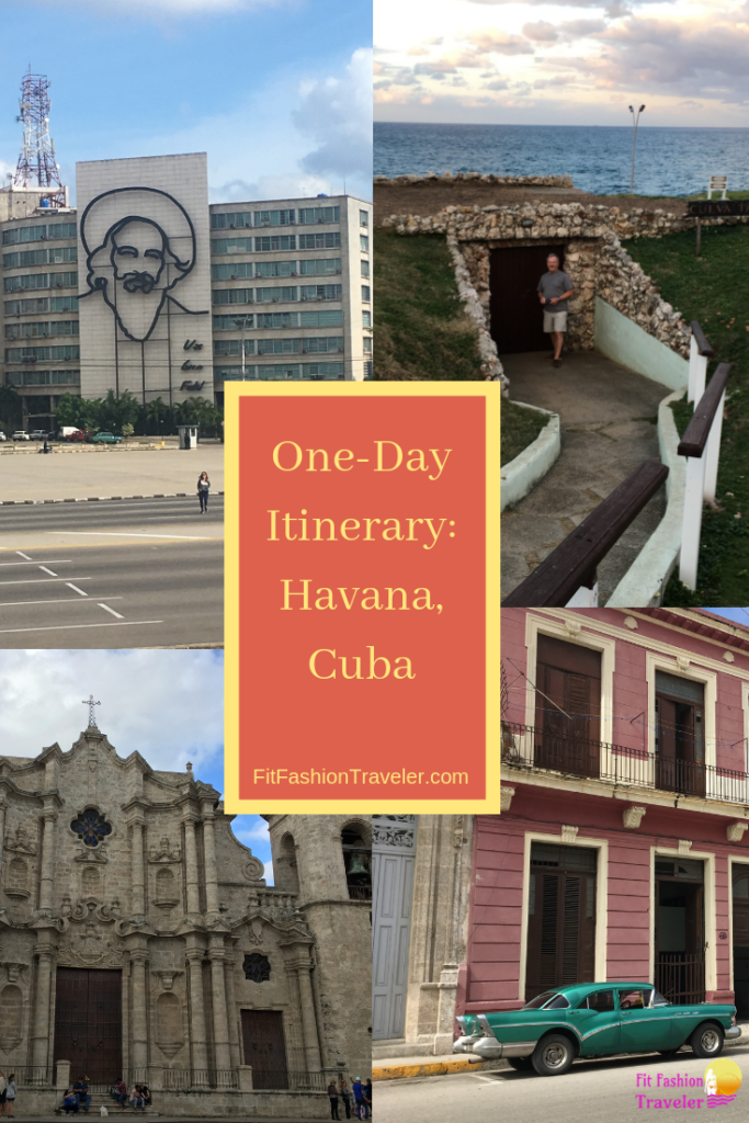One Day Itinerary for Havana, Cuba