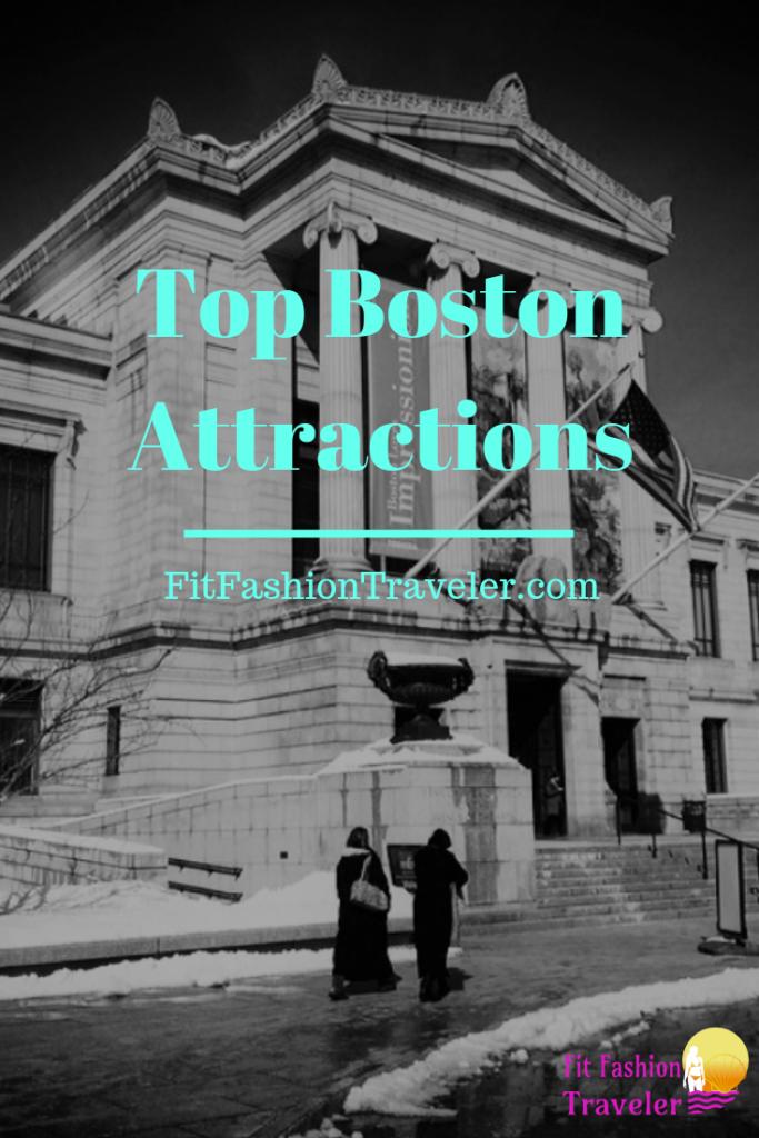 Top Boston Attractions