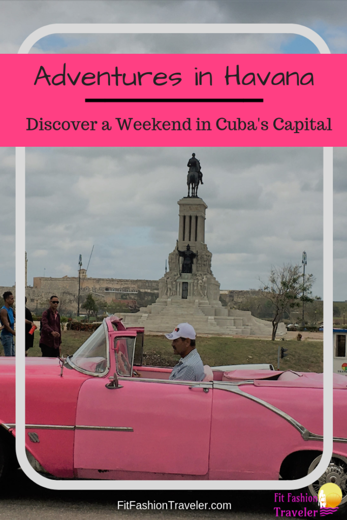 Havana, Cuba, travel tips and stories from an American's weekend in Cuba's capital city