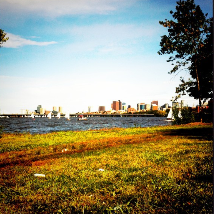 boston; skyline