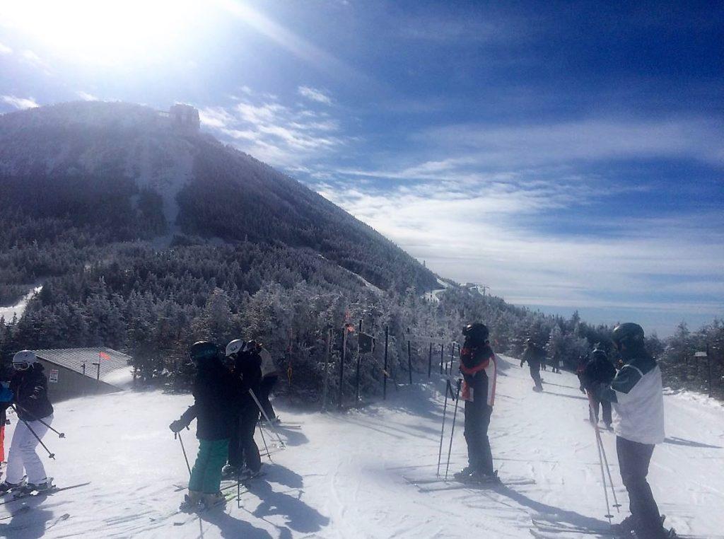 jay peak; snow; ski; resort; new england; vermont