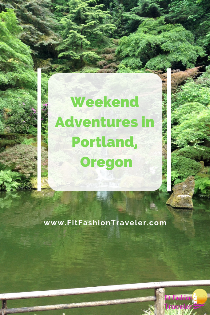 Looking to spend a weekend in Portland, Oregon this Spring? Check out this post!