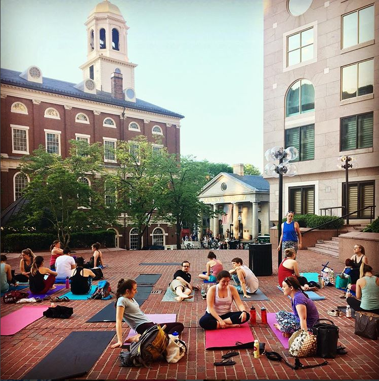boston; yoga; fitness