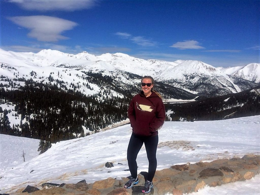 Loveland Pass; what to do in Denver in the winter; rocky mountains