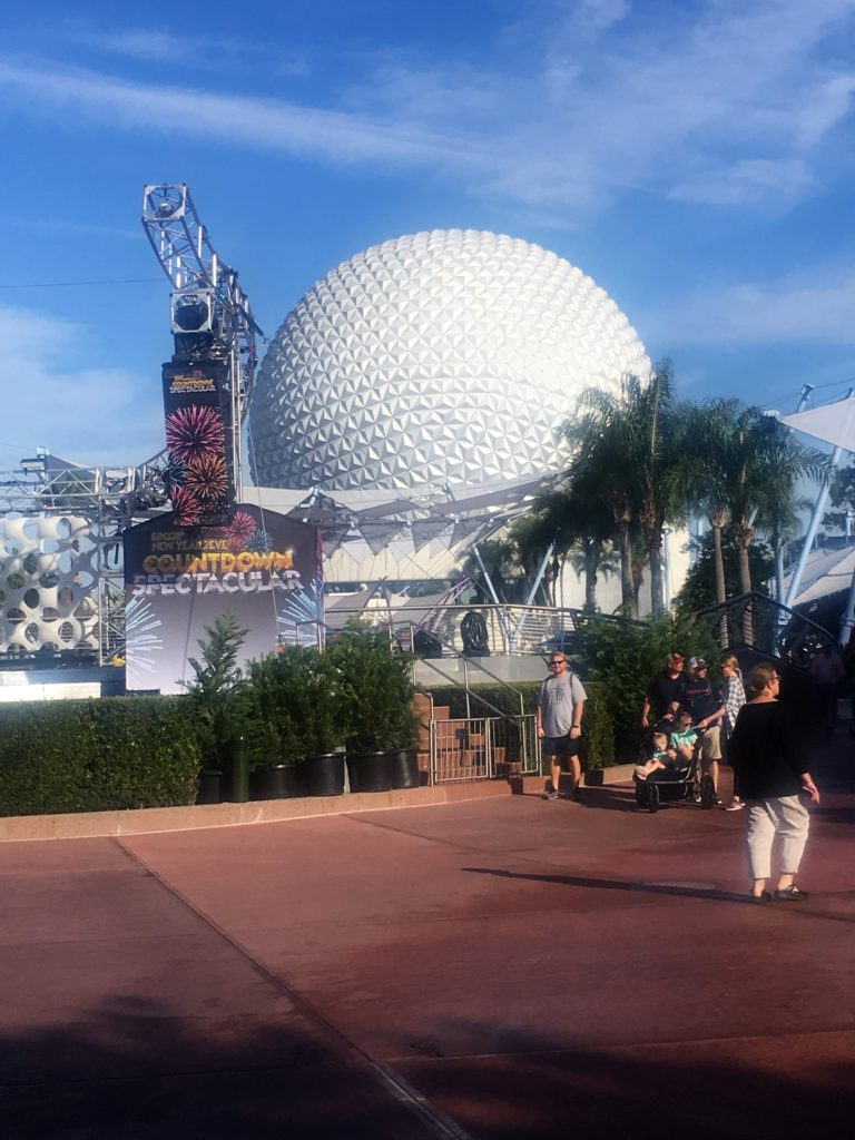 epcot; new years; new years eve; orlando