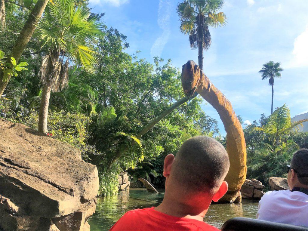 jurassic park; universal orlando; islands of adventure; orlando new years eve
