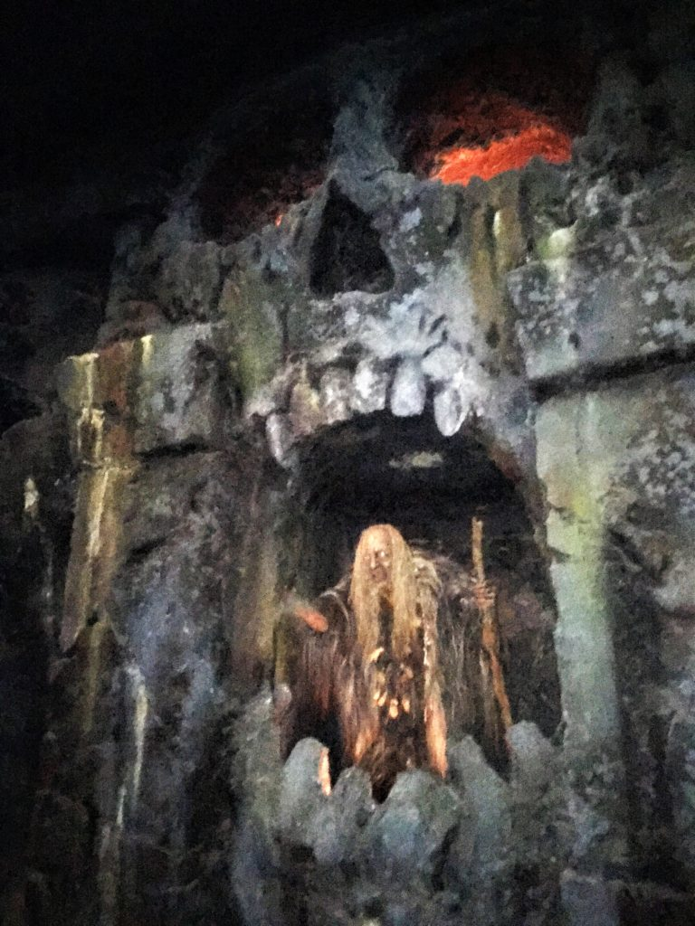 skull island; king kong; universal orlando; islands of adventure