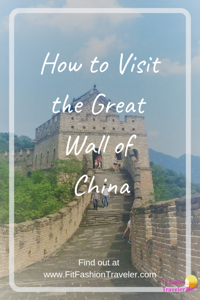 Learn how to visit the Great Wall of China with my travel tips and advice!