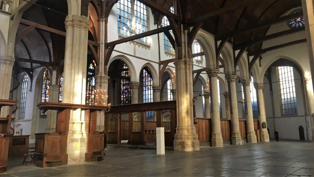 amsterdam; netherlands; holland; top 20; oude kerk