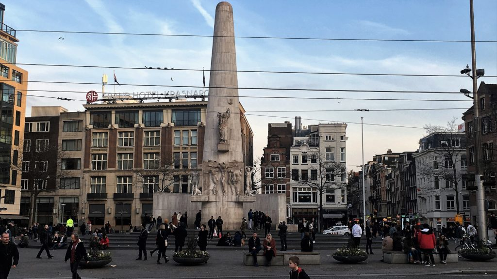 amsterdam; netherlands; holland; top 20; dam square