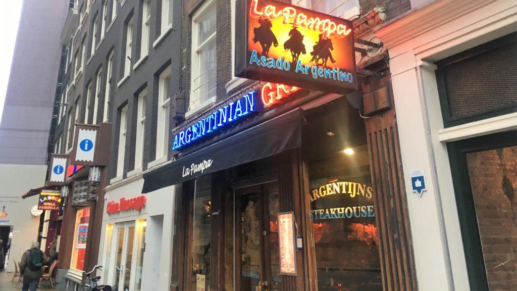 amsterdam; netherlands; holland; top 20; argentinian steakhouse