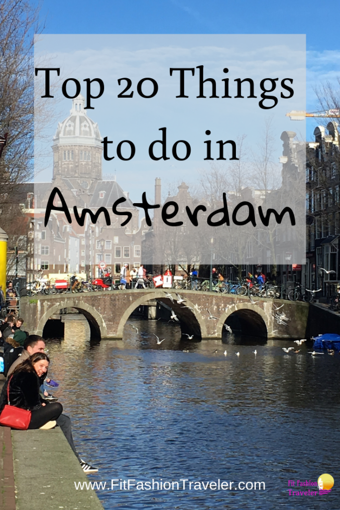 Find the top 20 best things to do in Amsterdam, capital city of The Netherlands, in this post!